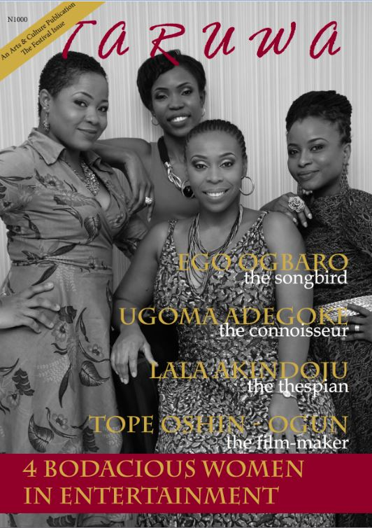 Taruwa Magazine cover1