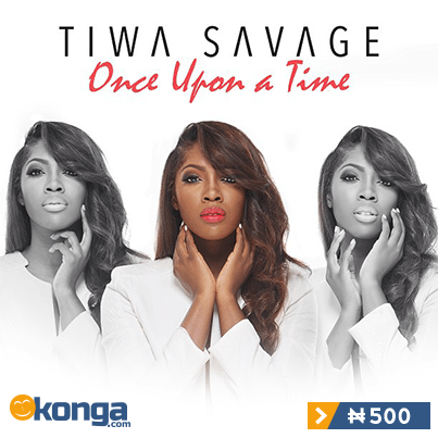 Tiwa Savage ALBUM