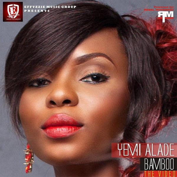 Yemi Alade - Bamboo [Video Poster]
