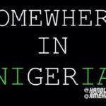 Oscar X Wolfman – Somewhere In Nigeria