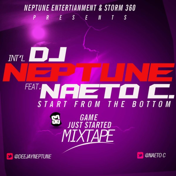 DJ-Neptune-Started-From-The-Bottom-Art