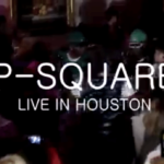 VIDEO: P Square Live In Houston