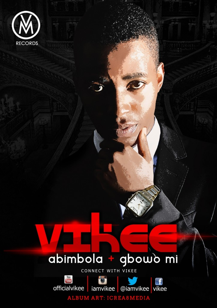 Vikee - Song Artwork poster