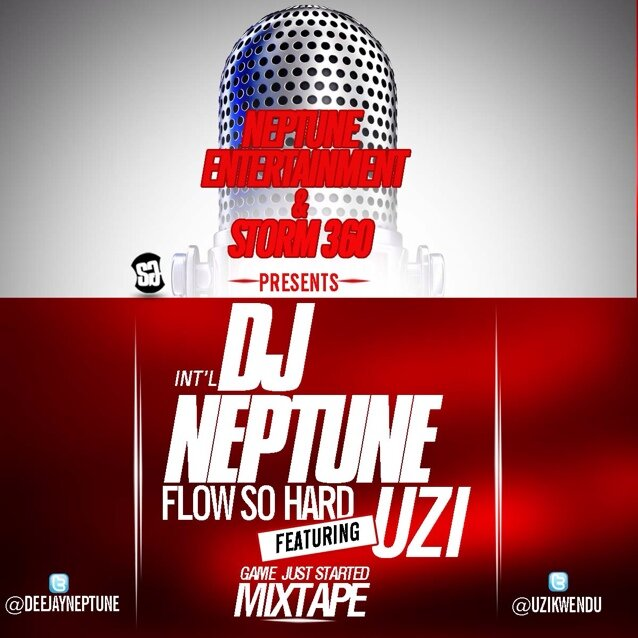 DJ-Neptune-Flow-So-Hard-Art