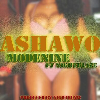 Modenine-Ashawo-Art