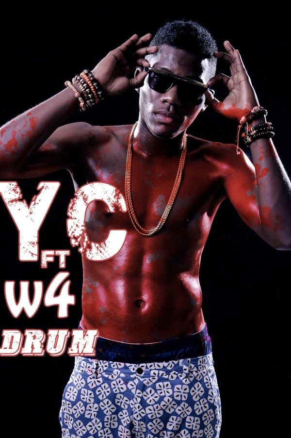YC - Drum feat. W4 [Front]