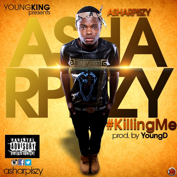 Asharpizy - Killing Me ART