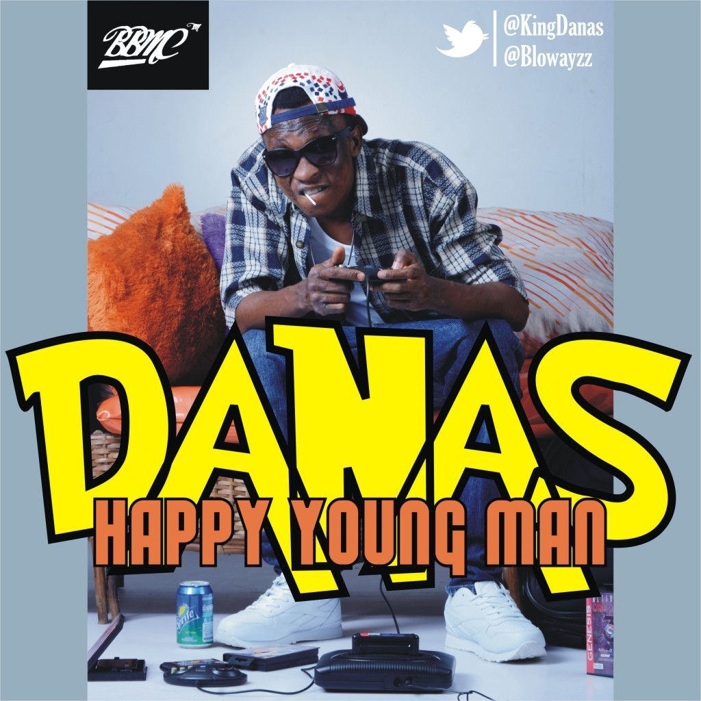 Happy Young Man - Danas (artwork)