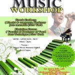 SPANFESTIVAL: Music & Dance Workshop