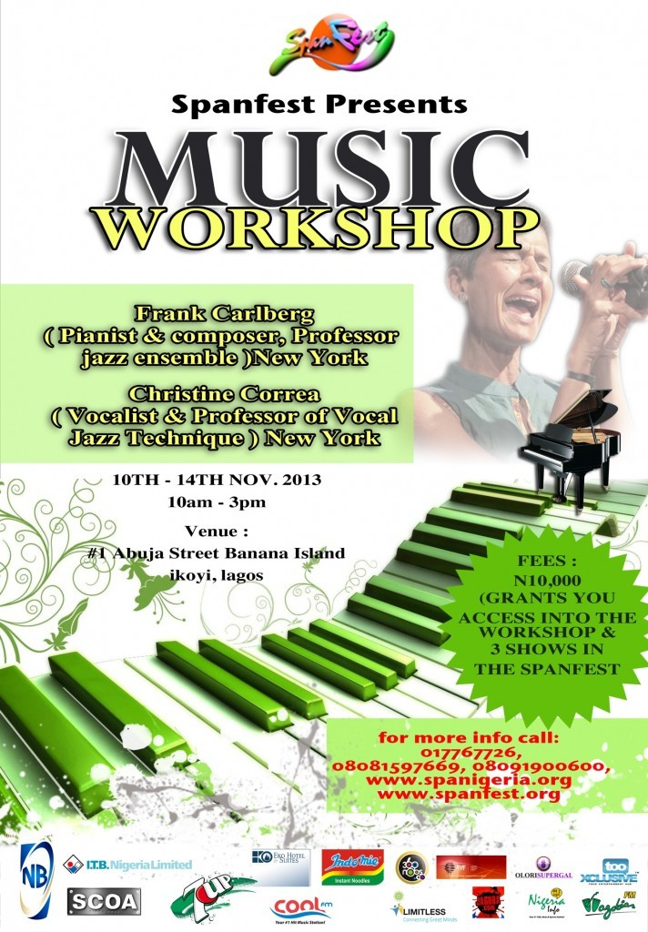 Music workshops