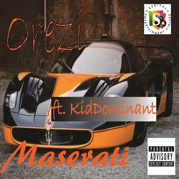 Orezi - Maserati_Art