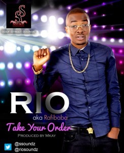 Rio_Take Your Order artwork