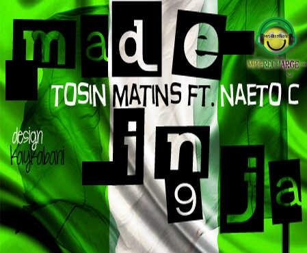 Tosin Martins - Made In Nigeria Artwork1