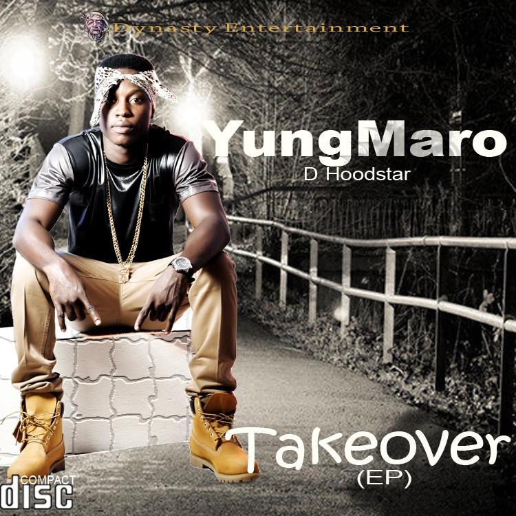 Yung Maro - TAKE OVER [EP] Artwork