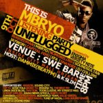 """EVENT: Mbryo """" LISTENING PARTY """""""