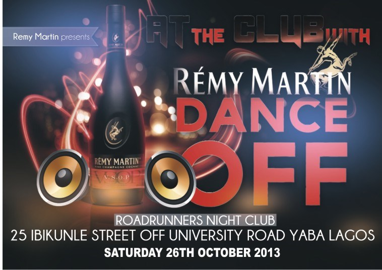remy martin october dance off