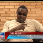 VIDEO: Don Jazzy is a Sell Out – EEDRIS ABDULKAREEM