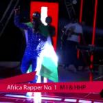 VIDEO:M.I – Africa Rapper No.1 f.HHP (Coke Studio Africa)