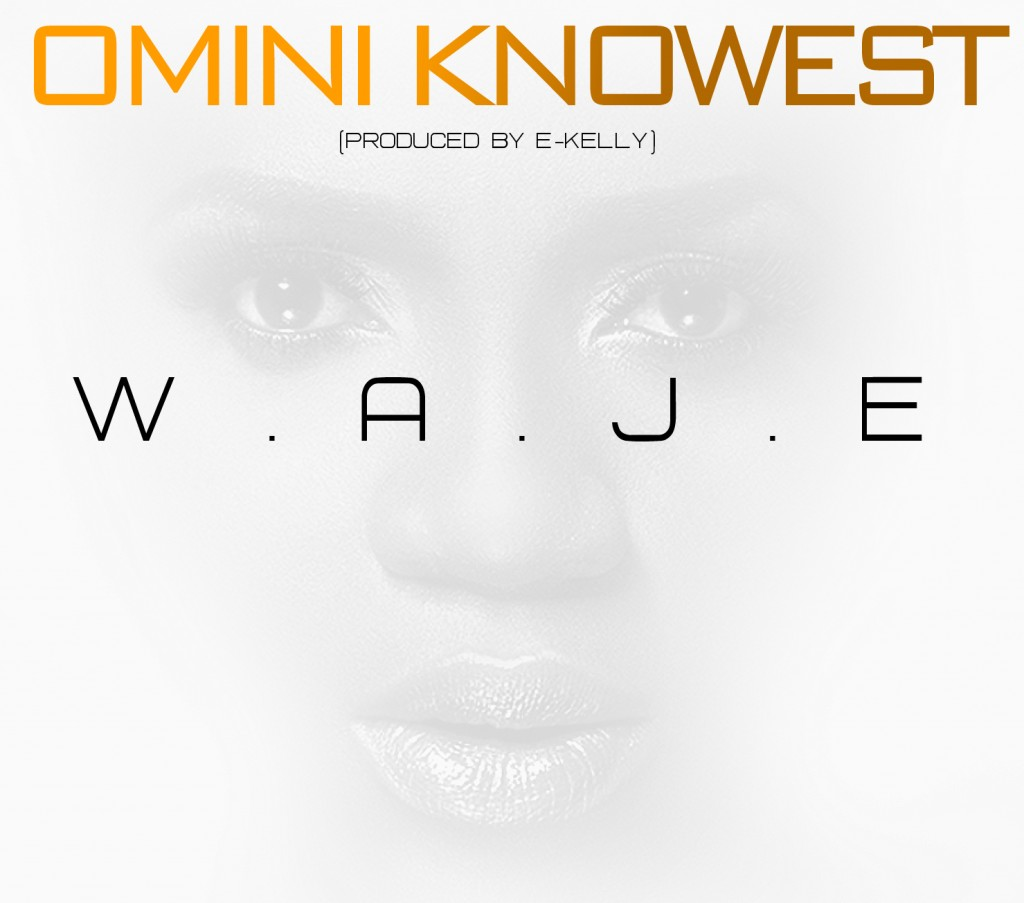 Waje - Omniknowest [Artwork]