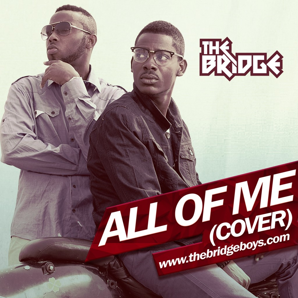 all of me the cover