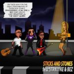 IBK Spaceshipboi – Sticks And Stones f. Bez & Stan Iyke