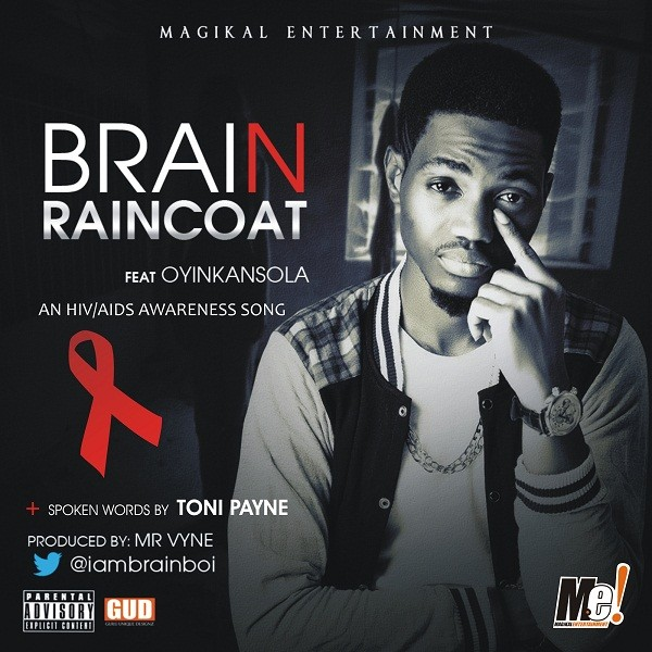 BRAIN - RAINCOAT_Artwork