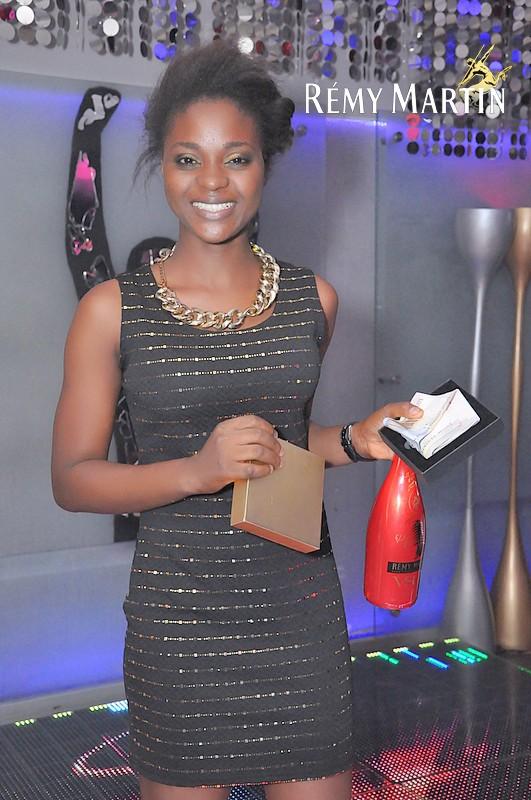 Bunmi Bambeke November winner