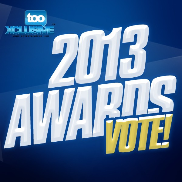 TooXclusive Music Awards 2013 Poster