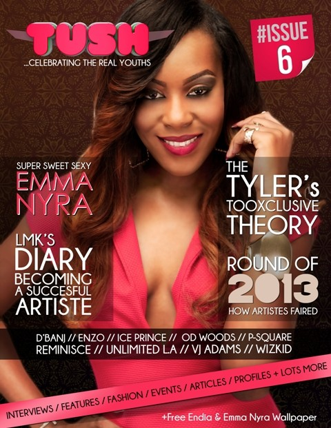 Tush Mag Issue6 cover2 (1)