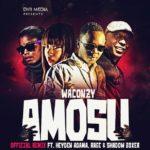 Waconzy – Amosu (Remix) f. Rhage, Heyden Adama & Shadow Boxxer