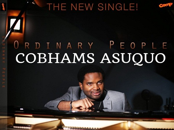 Cobhams Asuquo - Ordinary People_ART
