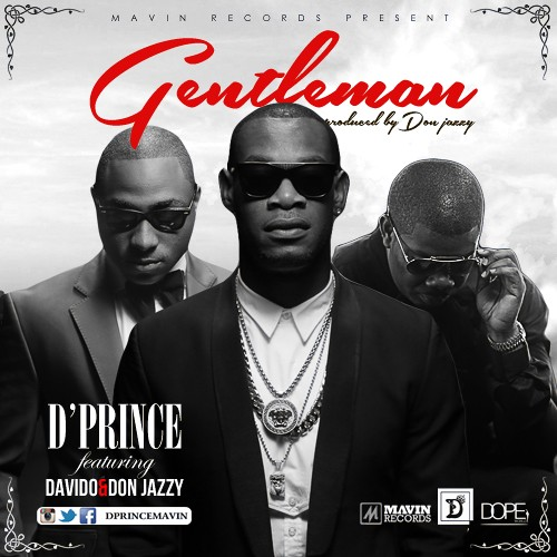 Image result for D'Prince – Gentleman ft. Davido, Don Jazzy