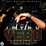 JayRu – Yebo [Freestyle]
