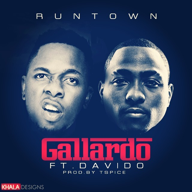 runtown ft davido gallardo