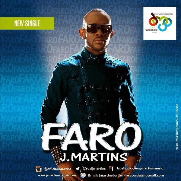 J Martins - Faro ft Dj Arafat image