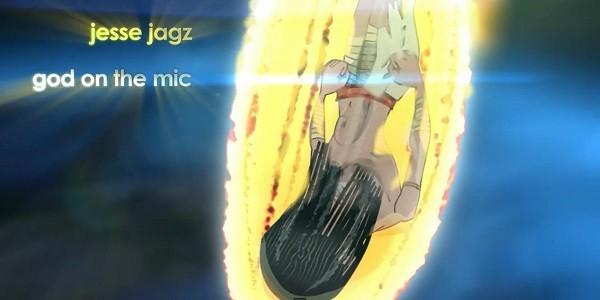 Jesse Jaz - God On The Mic [Screenshot]_tooXcluisve.com