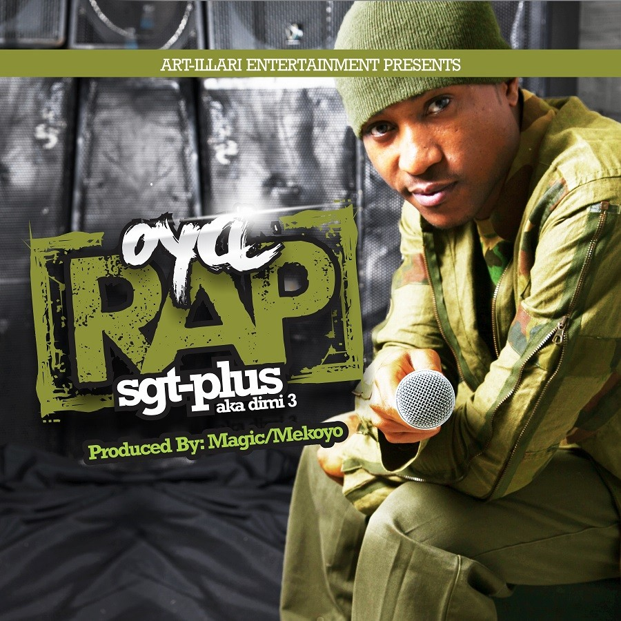 SGT PLUS - OYA RAP [ARTWORK 2]