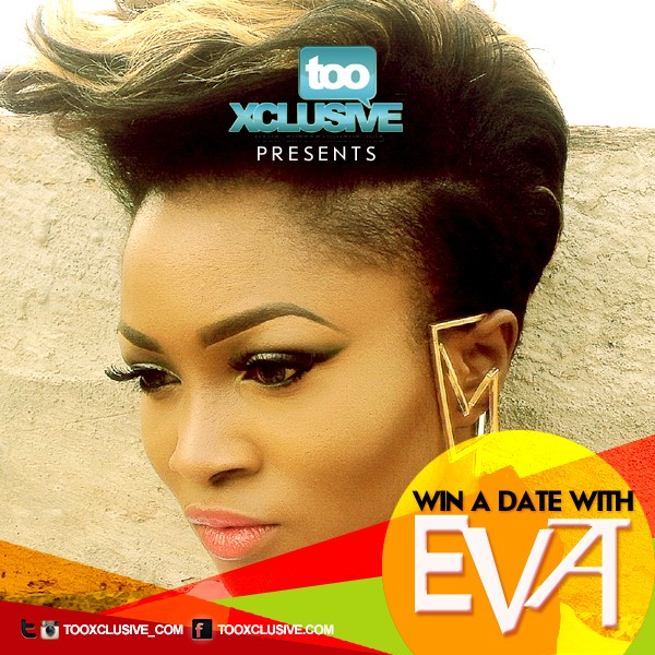 Win A Date With Eva [POSTER]