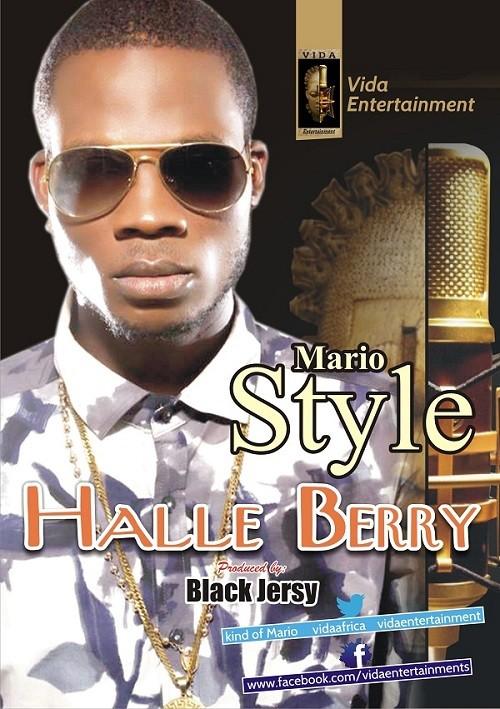 Mario Style - Halle Berry [ART]