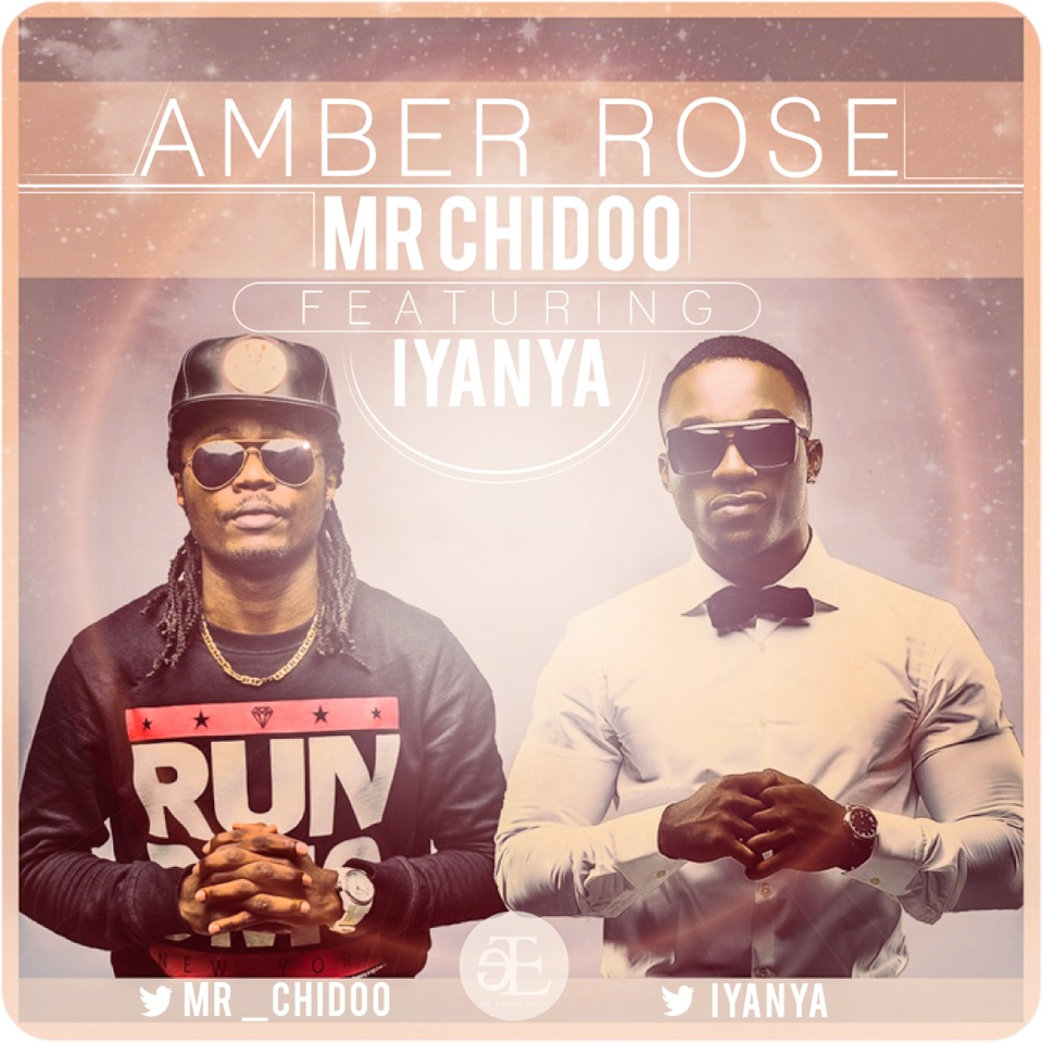 Mr Chiddo - Amber Rose ft Iyanya [Artwork]_tooXclusive.com