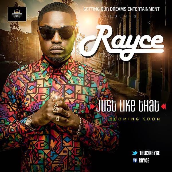 Rayce - Just Like That_ART