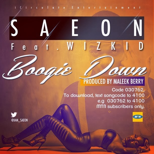 Saeon -  Boogie Down [ART]_tooXclusive.com