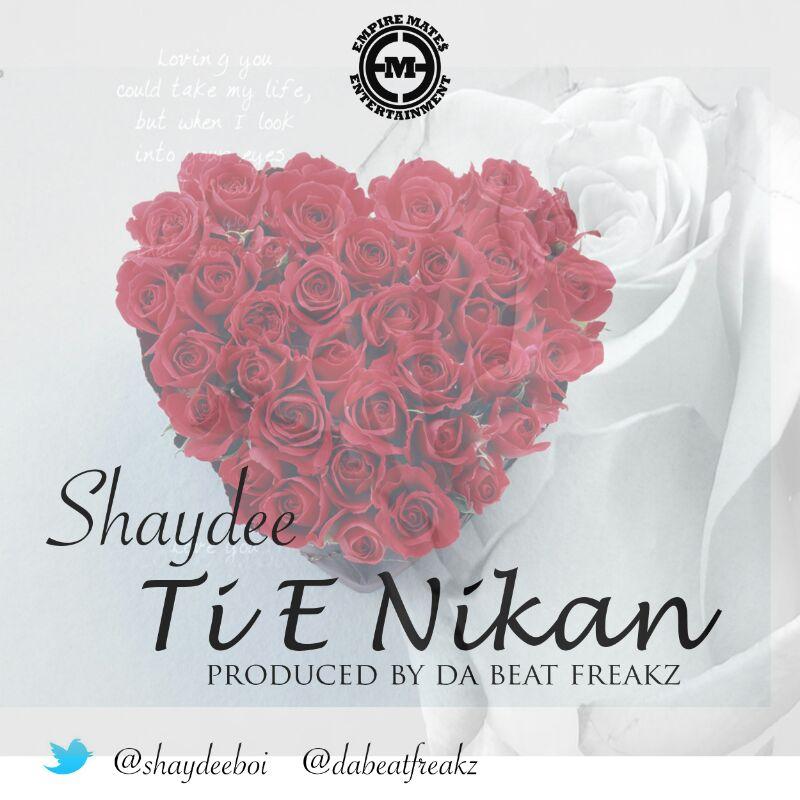 Shaydee - Ti E Nikan_tooXclusive.com