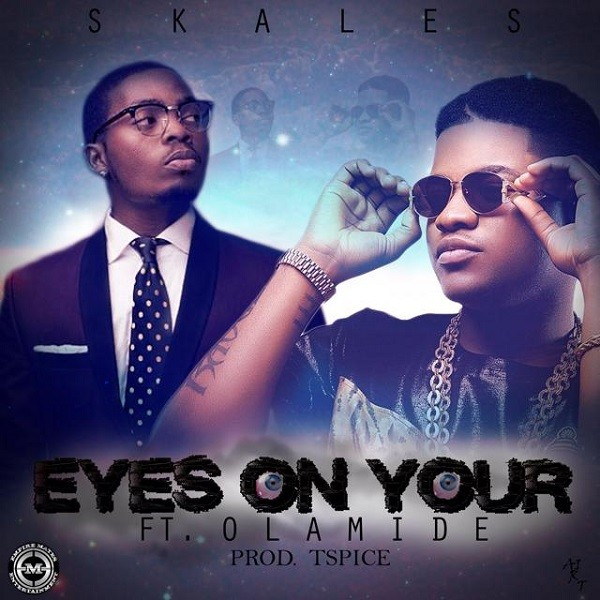Skales - Eyes on Your ART