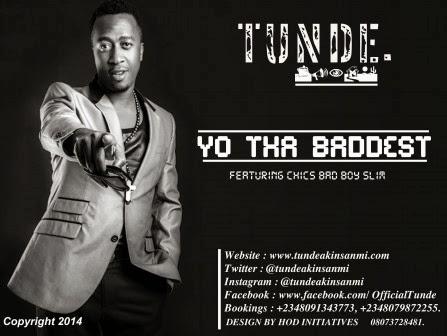 Tunde (Styl Plus) - Yo Tha Baddest_ART
