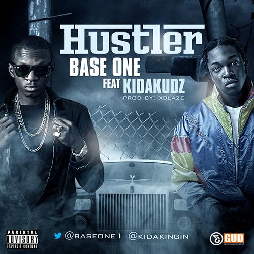 Base One - Hustler ft Kida Kudz (ARTWORK)