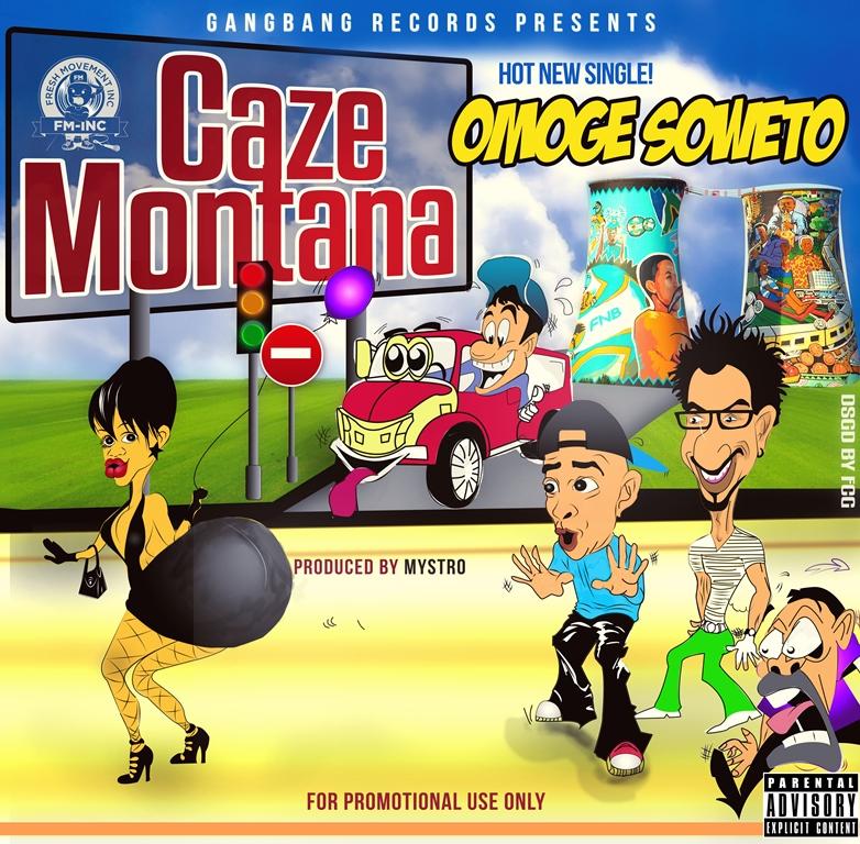 Caze Montana Omoge Soweto Artwork