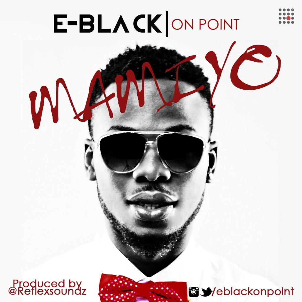 E-Black - Mamiyo [ART]