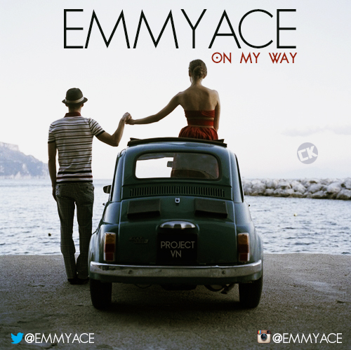 EMMYACE_ON THE WAY art by tooXclusive.com