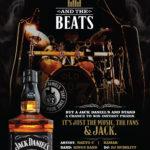 Jack Daniel: 'Jack and The Beats'